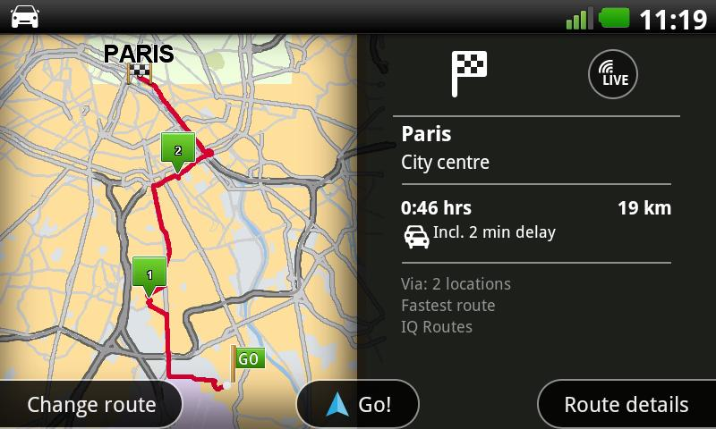 android gps software tomtom  europe