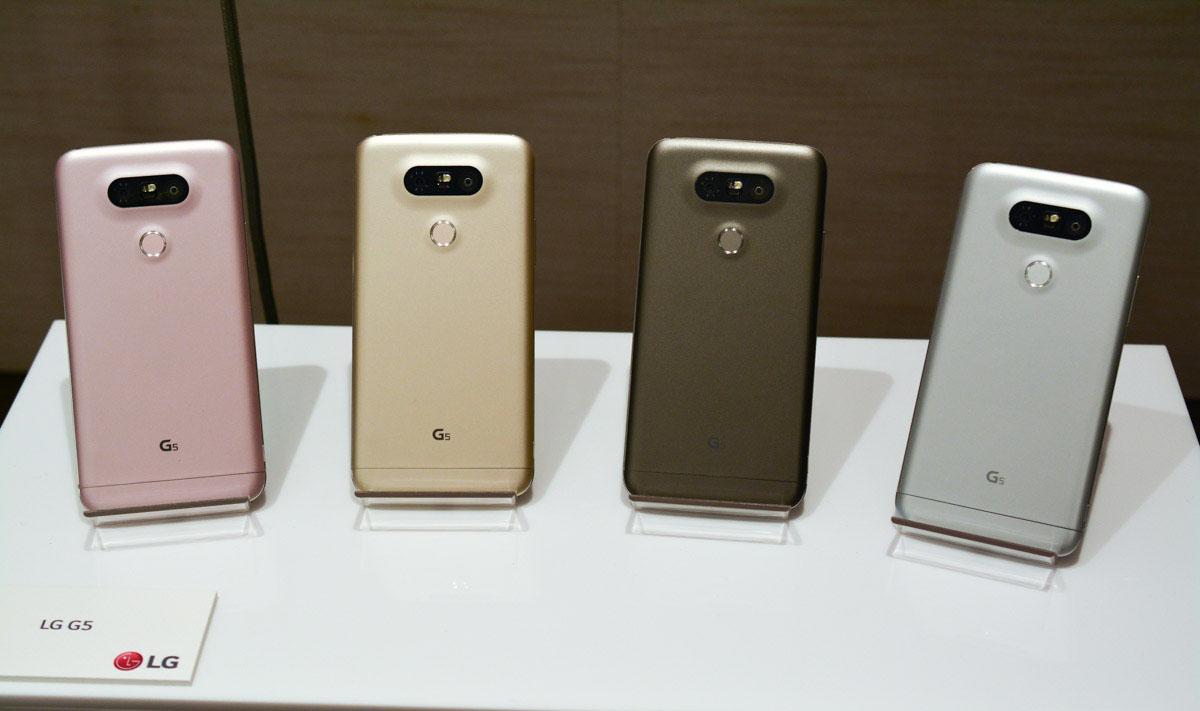 LG G53