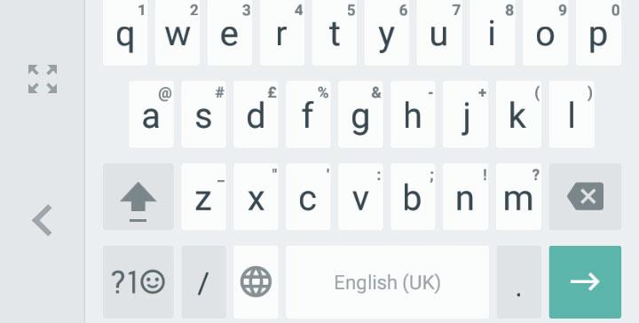 Google keyboard1