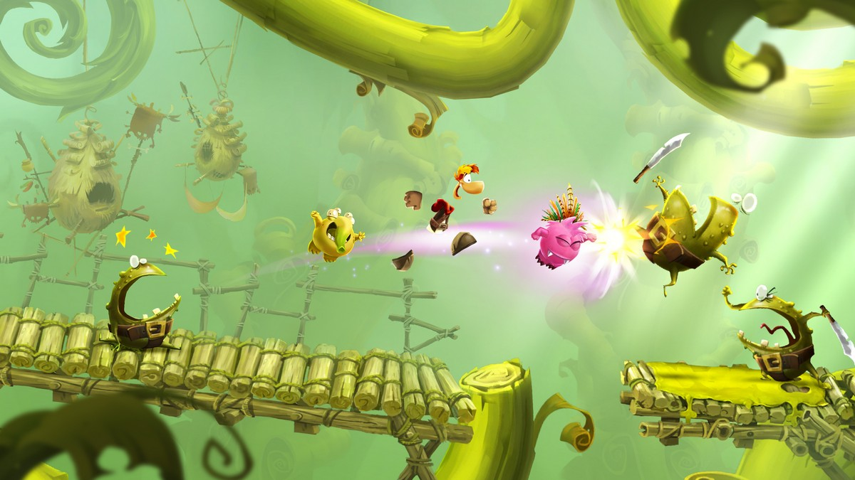 Rayman Adventures1