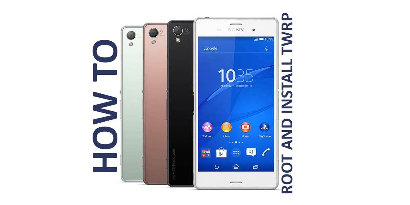 xperia z3 twrp recovery root. Black Bedroom Furniture Sets. Home Design Ideas