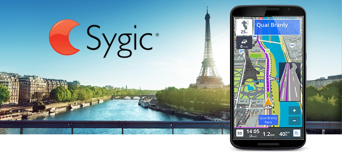 Download apk sygic.