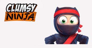 Clumsy ninja1
