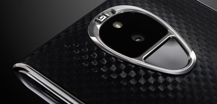 Solarin – world's most expensive smartphone for 17 400$