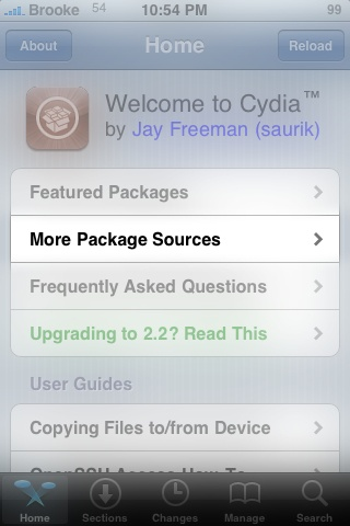 More package sources