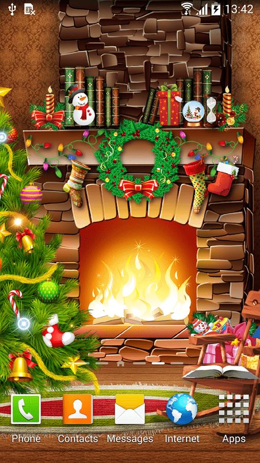 Christmas live wallpaper2