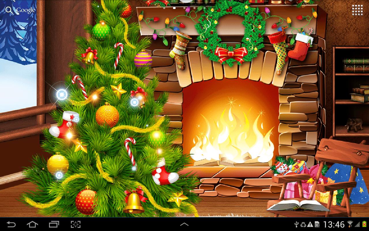 Christmas live wallpaper3