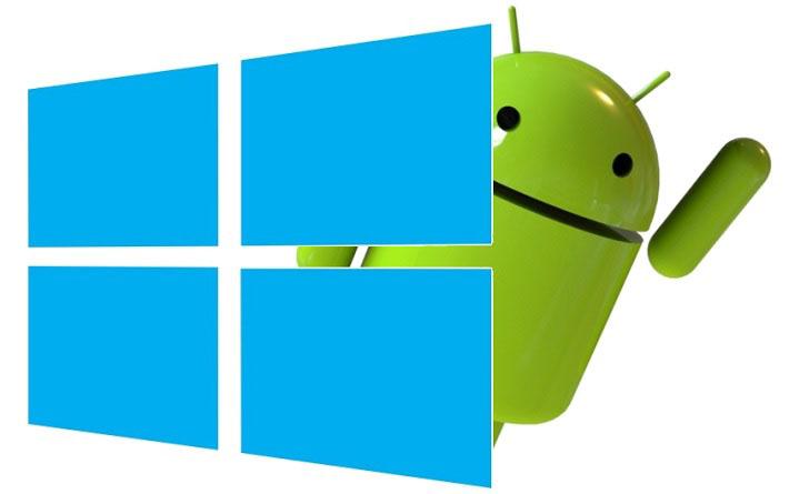 Windows XP, Windows 7 & Windows 8 installation on Android