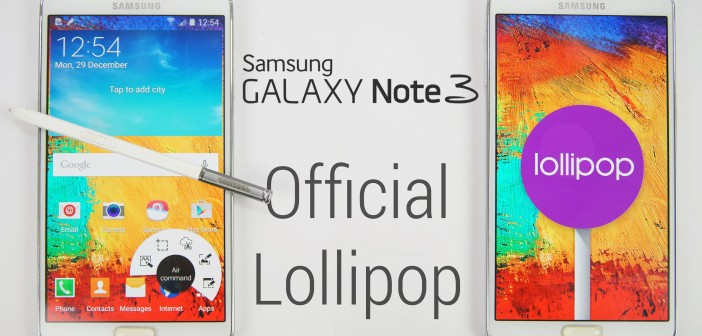 Update Samsung Galaxy Note 3 Neo N7505 to Lollipop 5 1 1 - 4mobiles net