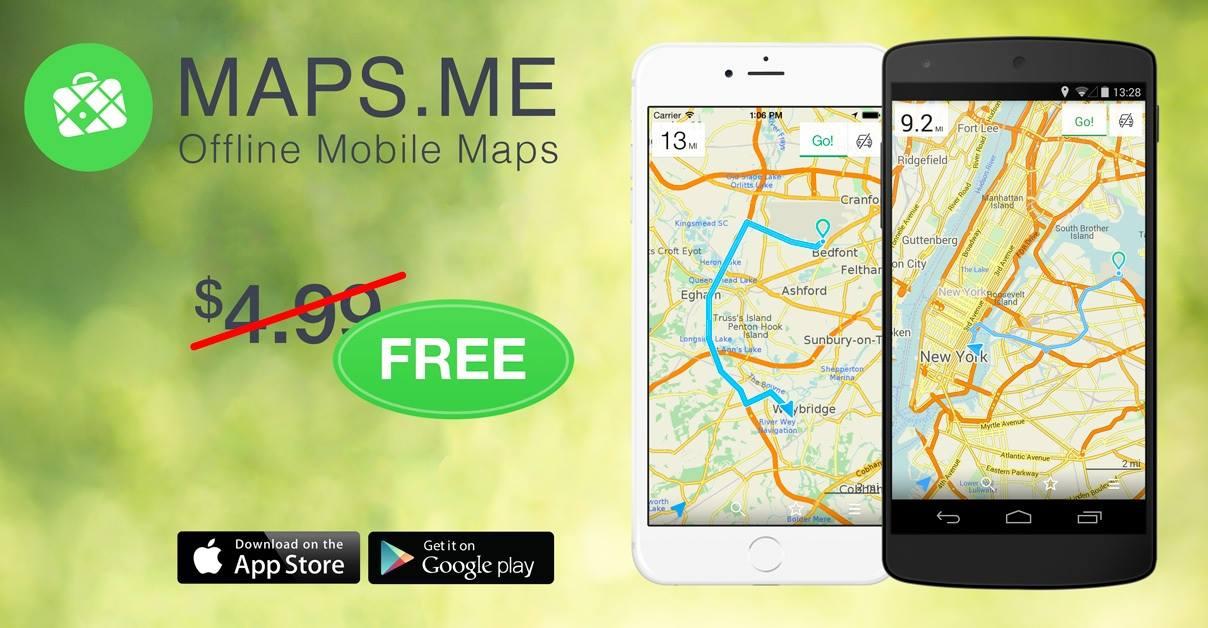 MAPS ME - 4mobiles net