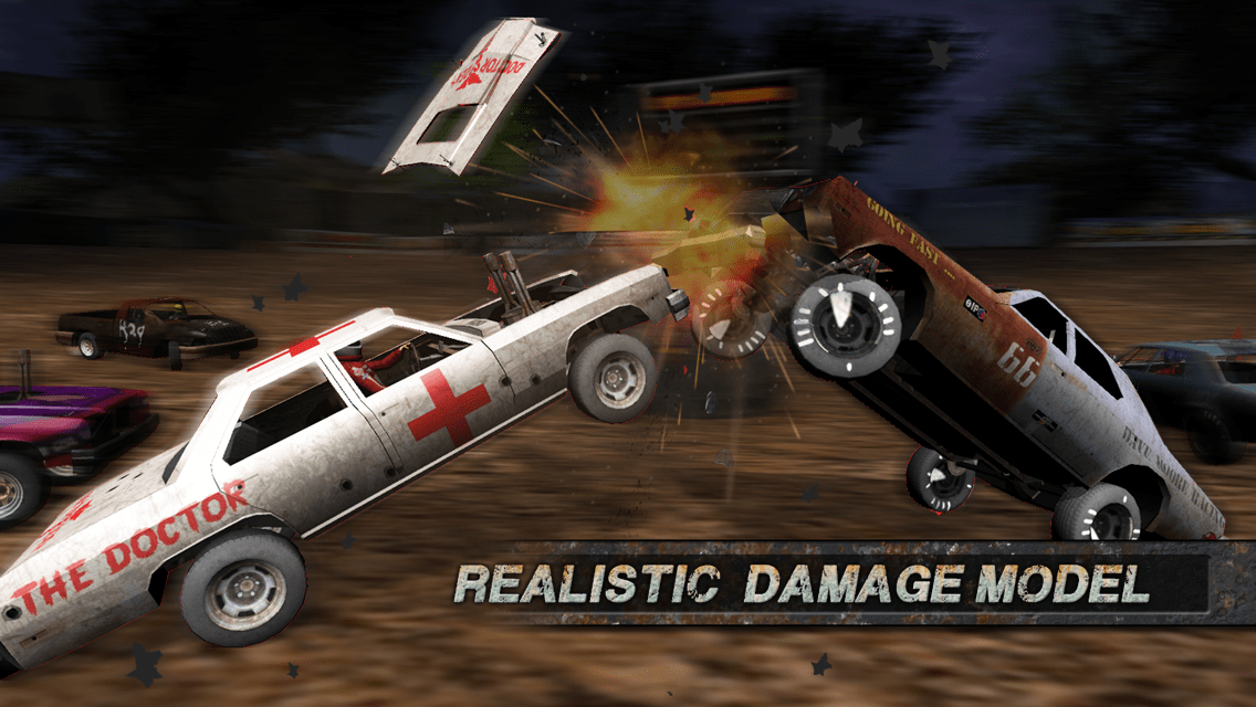 Demolition Derby Crash Racing1