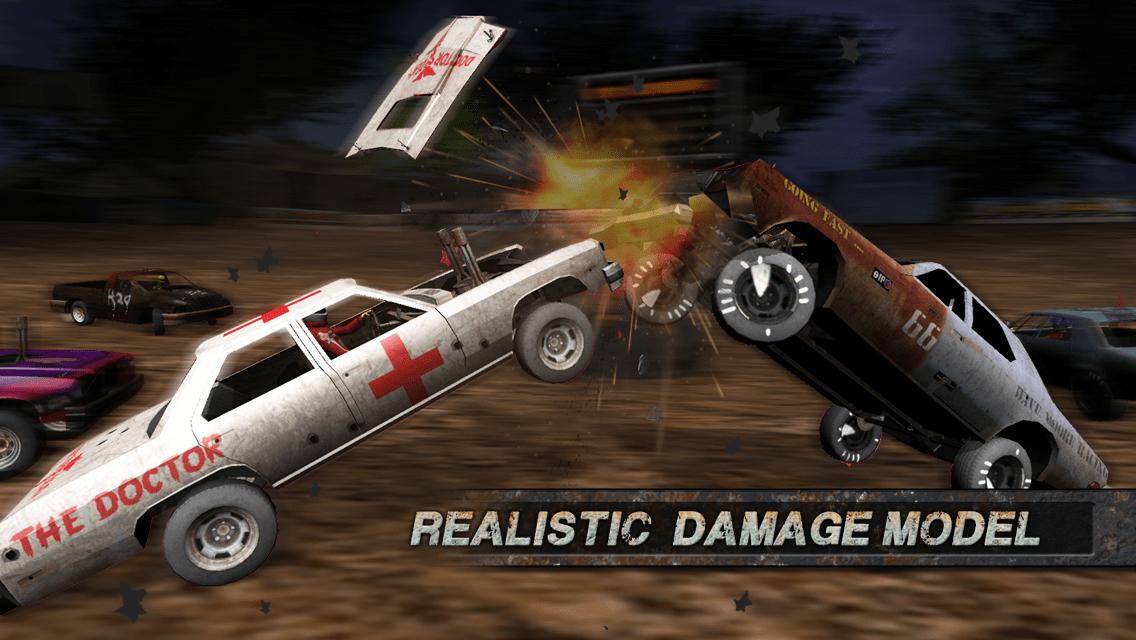 Demolition Derby Crash Racing1