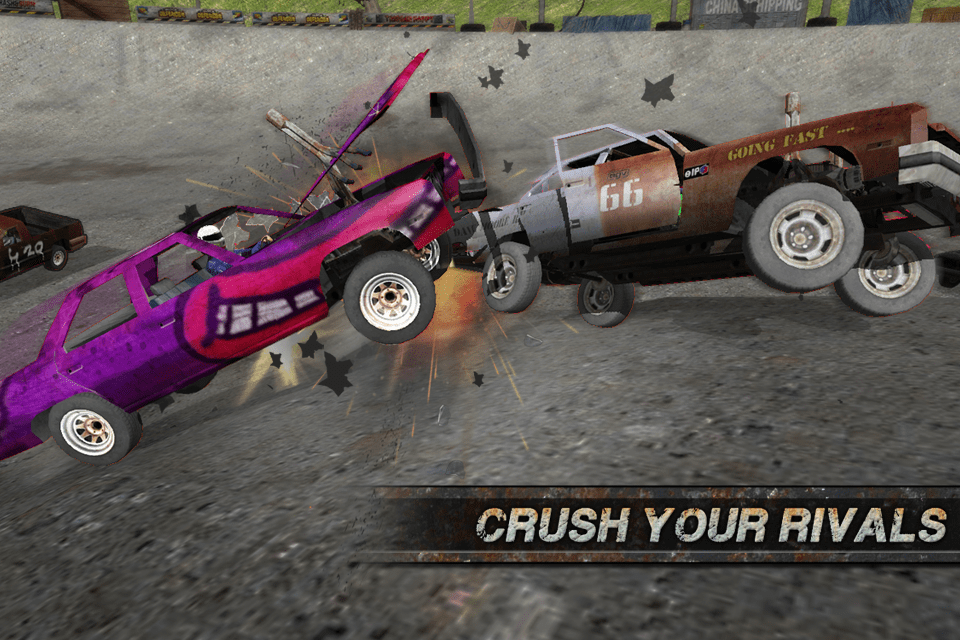 Demolition Derby Crash Racing2