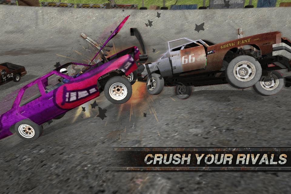 Demolition Derby Crash Racing2