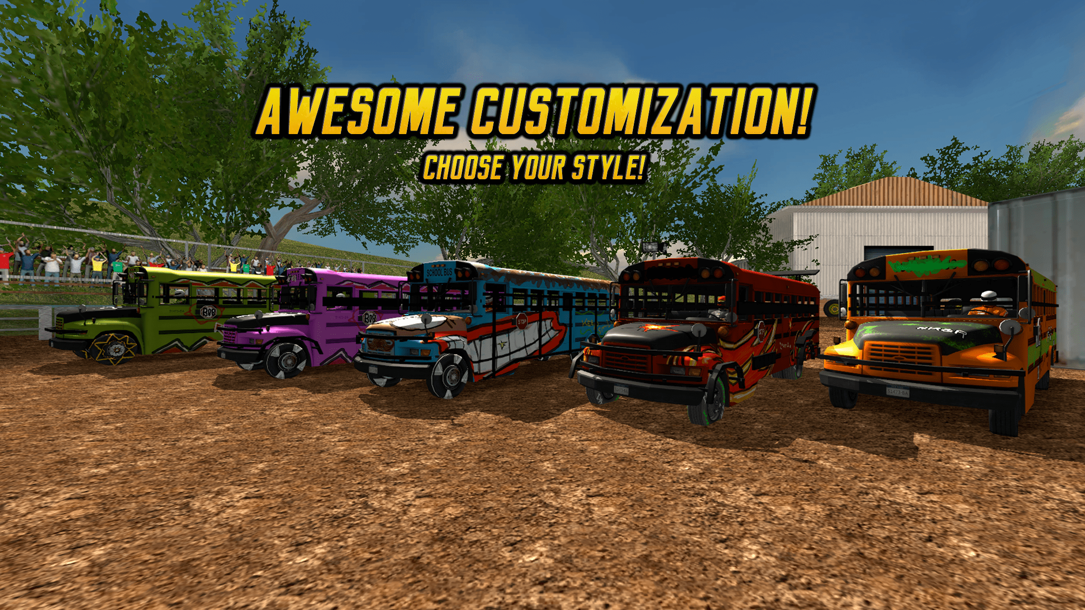School bus demotilion3