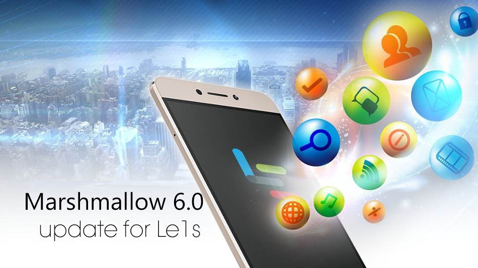 Update Letv 1s to Marshmallow 6 0 with multilanguage support