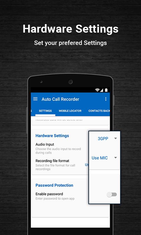 Auto Call Recorder 2016
