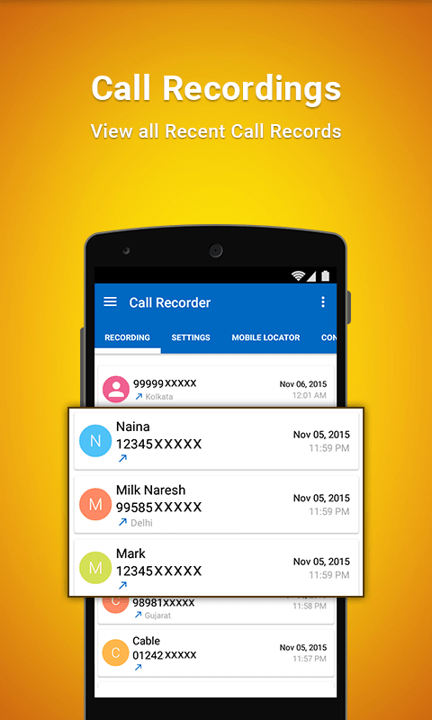 Top 3 call recorder apps - 4mobiles net