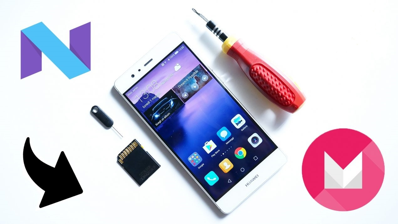 Downgrade Huawei P9 Lite from Nougat 7 0 to Marshmallow 6 0