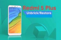 Xiaomi Redmi 5 Plus IMEI Fix - 4mobiles net
