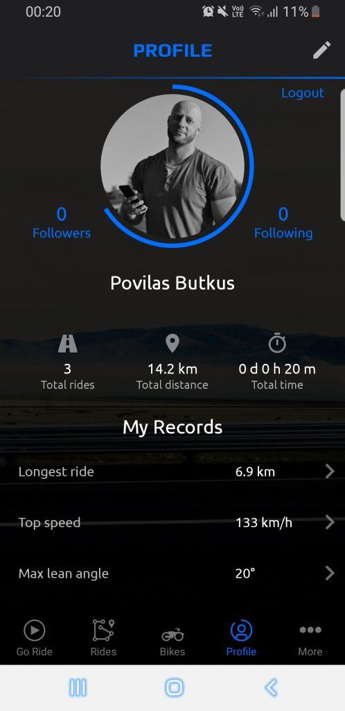 Yamaha My Ride