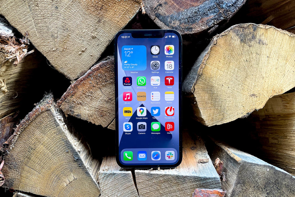 iPhone 12 and iPhone 12 Pro display review
